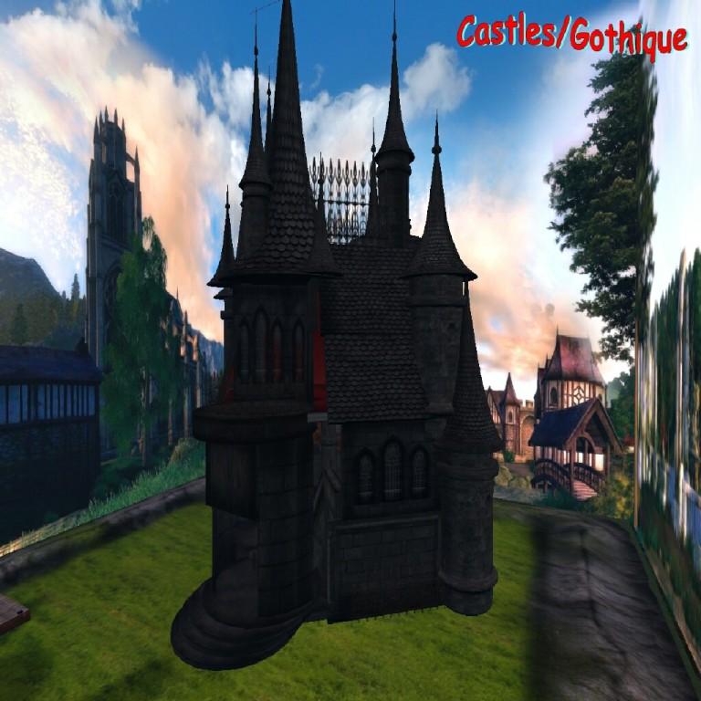 Castles Gothique