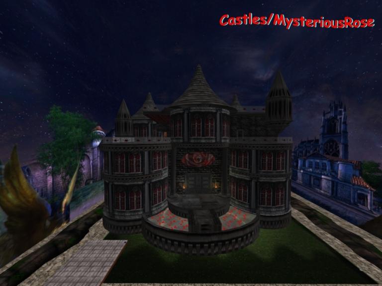 Castles MysteriousRose