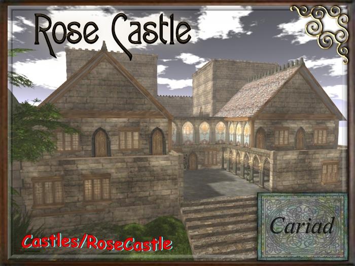 Castles RoseCastle