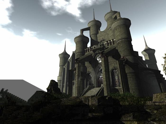 Castles Skye Gothic 2