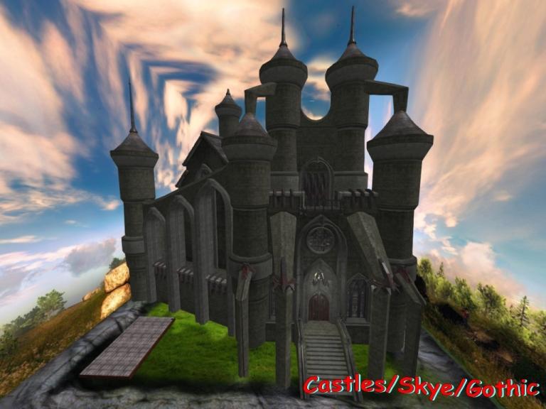 Castles Skye Gothic