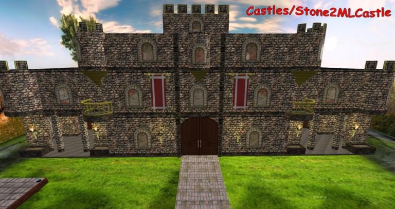 Castles Stone2MLCastle
