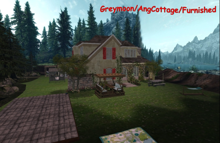 Greymoon AngCottage Furnished