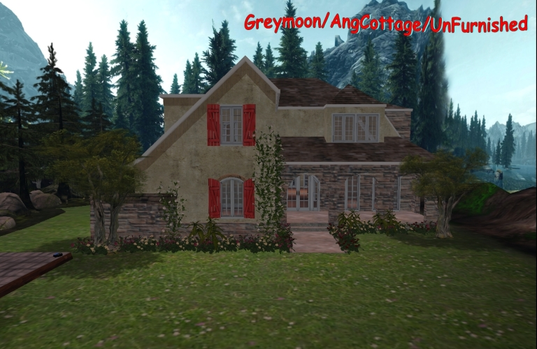 Greymoon AngCottage UnFurnished