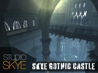 Skye Gothic Castle 7