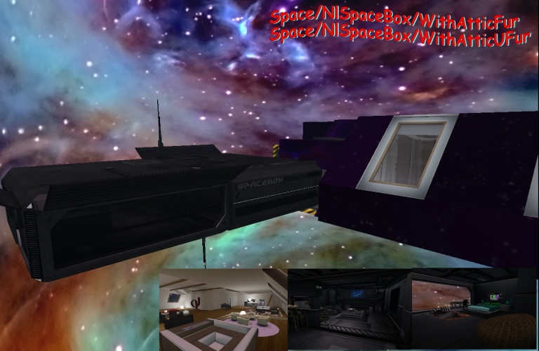 Space NlSpaceBox WithAtticUFur