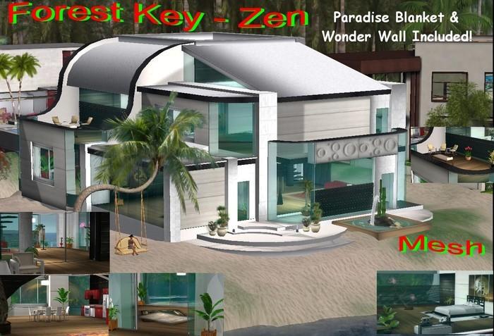 Forest_Key_Zen_Rental
